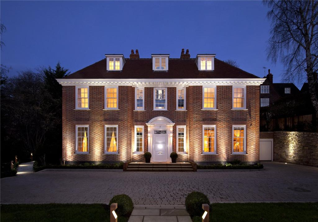 6 Bedrooms Detached House for sale in Wildwood Road, Hampstead Garden Suburb, London, NW11