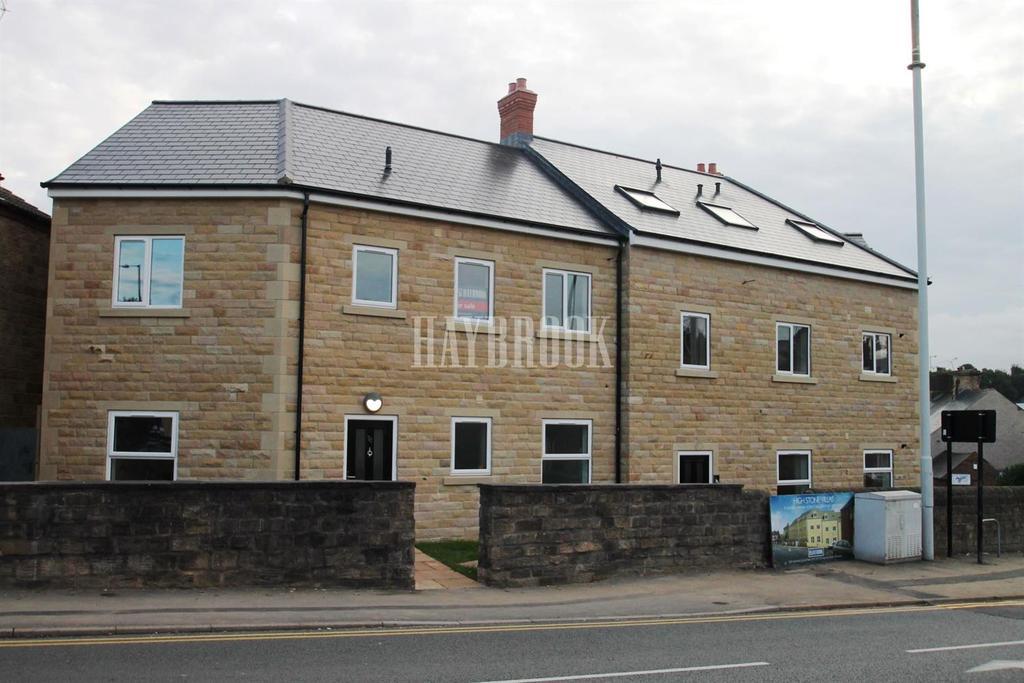 2 Bedrooms Flat for sale in Plot 2 High Stone Villas, Mosborough
