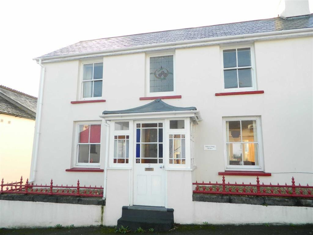 3 Bedrooms Semi Detached House for sale in Fore Street, Saltash, Cornwall, PL12