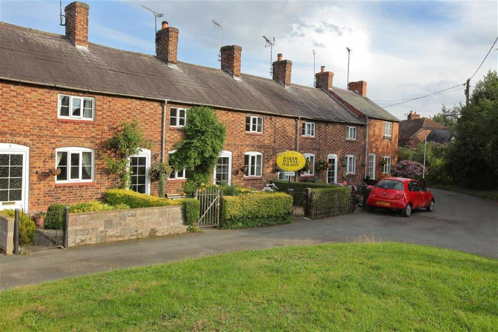 2 Bedrooms Terraced House for sale in The Green, Nantwich, Cheshire