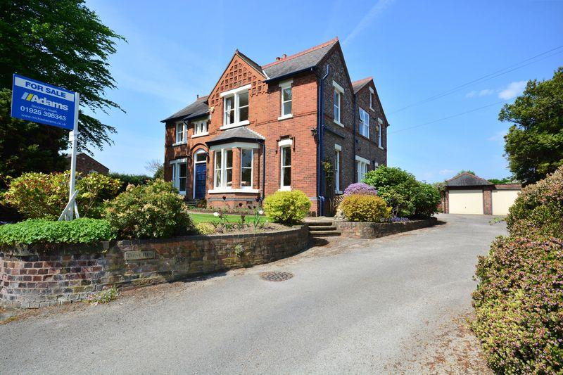 5 Bedrooms Unique Property for sale in Broad Lane, Grappenhall, Warrington