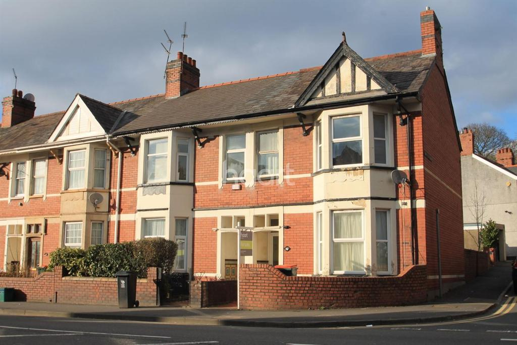 4 Bedrooms End Of Terrace House for sale in Chepstow Road, Newport