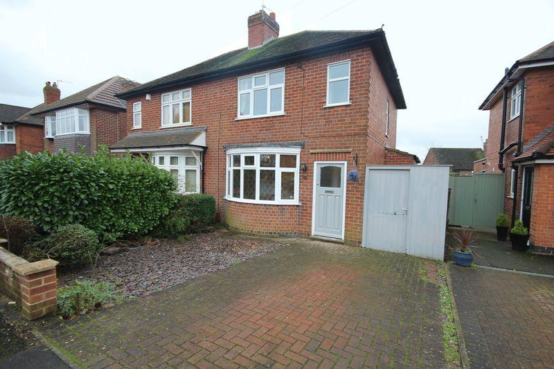 2 Bedrooms Semi Detached House for rent in Riddings, Allestree, Derby