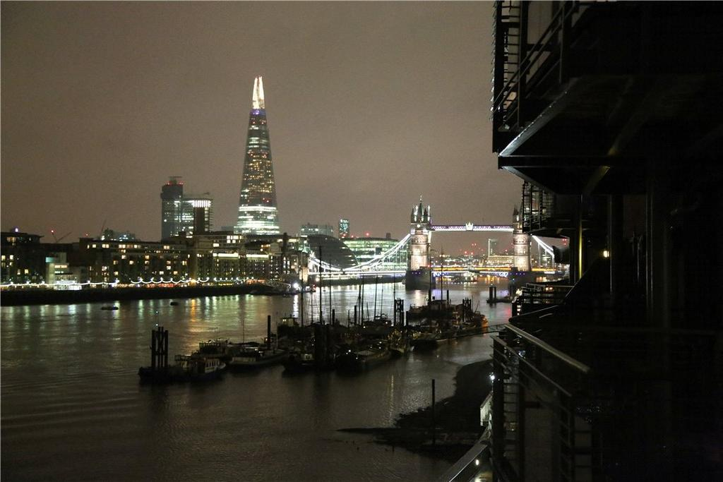 3 Bedrooms Garages Garage / Parking for sale in Capital Wharf, 50 Wapping High Street, London, E1W