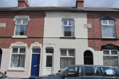 2 bedroom terraced house to rent - Woodgate, Leicester LE3
