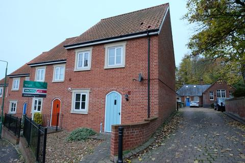 3 bedroom semi-detached house to rent - Bishops Close, Norwich