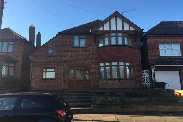 3 Bedrooms Detached House for sale in Woodnewton Drive, Evington, Leicester, LE5