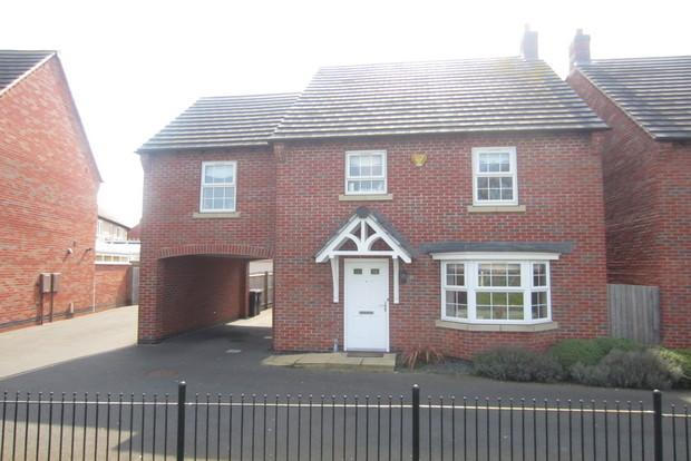 4 Bedrooms Detached House for sale in Lady Hay Road, Bradgate Heights, Leicester, LE3