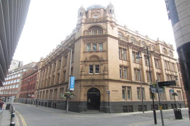 2 Bedrooms Flat for sale in Alexandra House, Cultural Quarter, Leicester, LE1