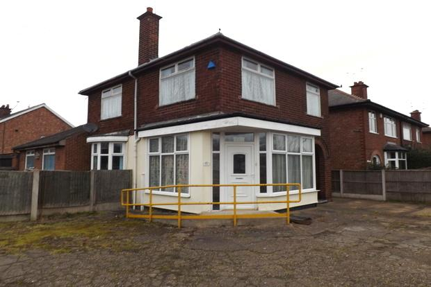 3 Bedrooms Detached House for sale in Vale Road, Colwick, Nottingham, NG4