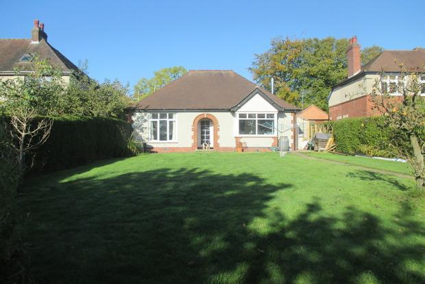 2 Bedrooms Bungalow for sale in Windmill Lane, Ashbourne, DE6
