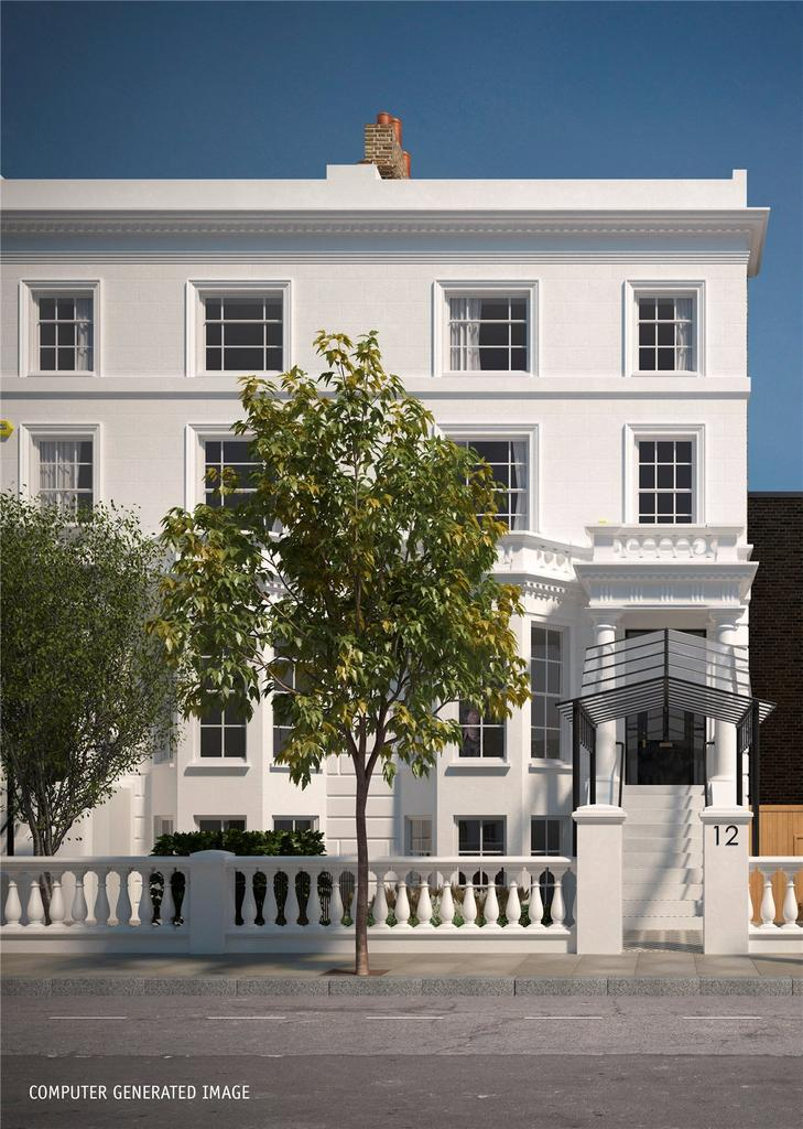 6 Bedrooms Semi Detached House for sale in Pembridge Place, Notting Hill, London, W2