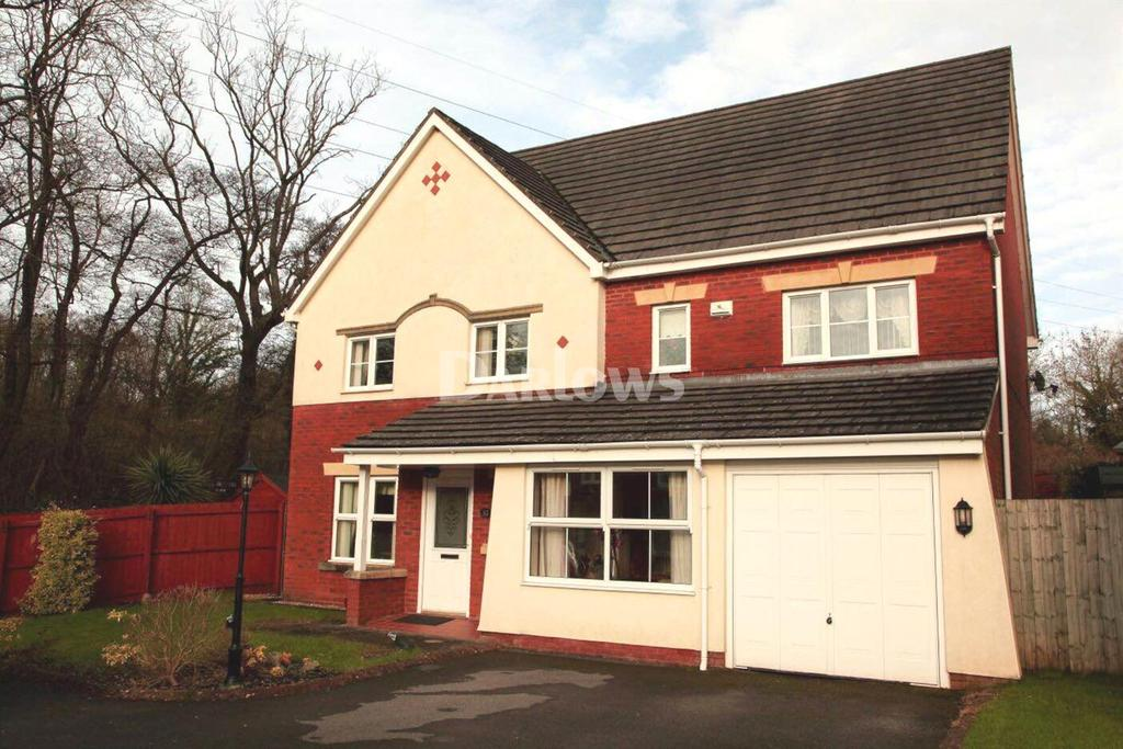 7 Bedrooms Detached House for sale in Llewelyn Goch , St Fagans, Cardiff