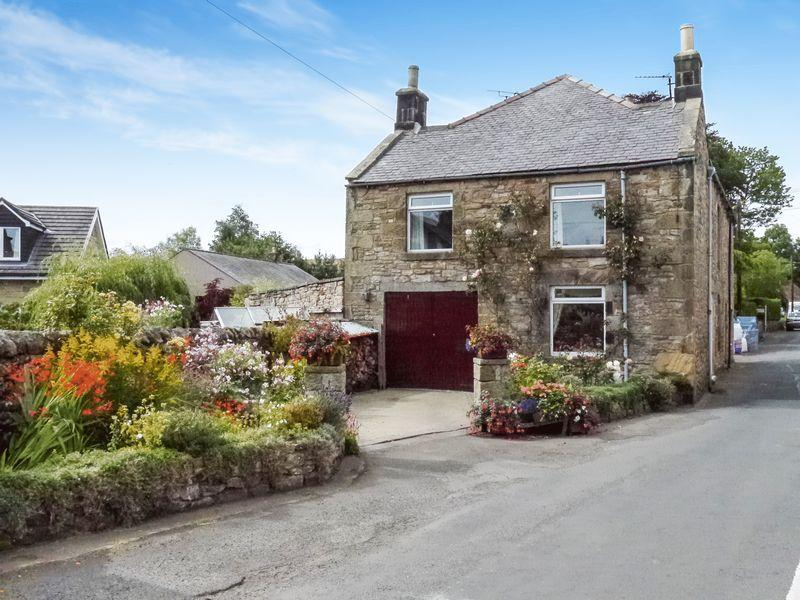 3 Bedrooms Semi Detached House for sale in NORTHUMBERLAND, Wark