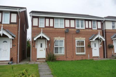 2 bedroom semi-detached house to rent - Greenhills, Killingworth
