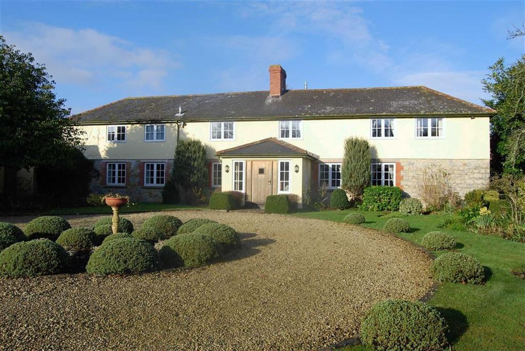 5 Bedrooms Detached House for sale in Bickenhall, Bickenhall, Taunton, Somerset, TA3