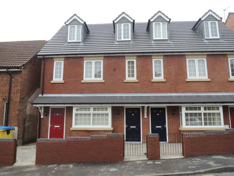 1 Bedroom Flat for rent in Pargeter Street, Walsall, WS2 8RP