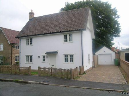 3 Bedrooms Detached House for rent in Pilgrims Way, Weeting