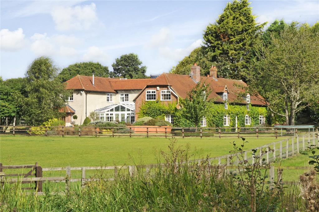 5 Bedrooms Detached House for sale in Easton, Newbury, Berkshire