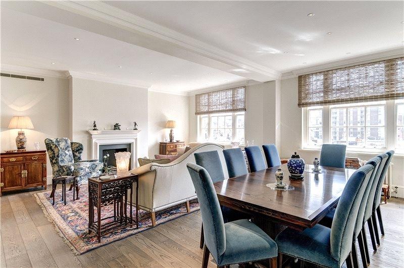 4 Bedrooms Penthouse Flat for sale in Bryanston Court, George Street, Marylebone, London, W1H