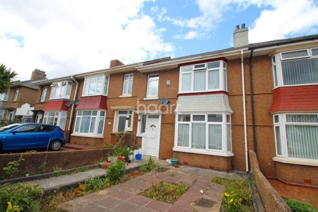 3 Bedrooms Terraced House for sale in Saltash Road
