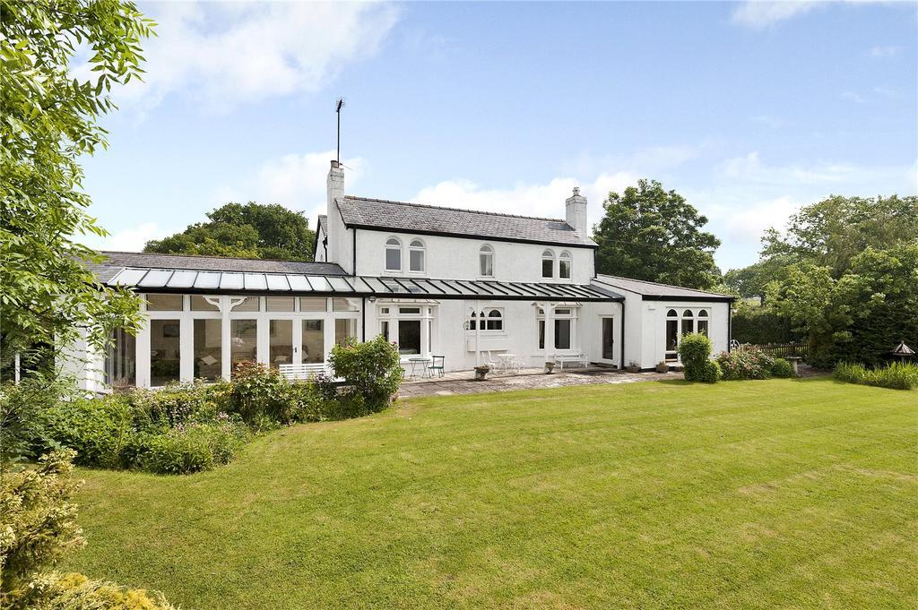 5 Bedrooms Detached House for sale in Upper Denbigh Road, St. Asaph, Denbighshire
