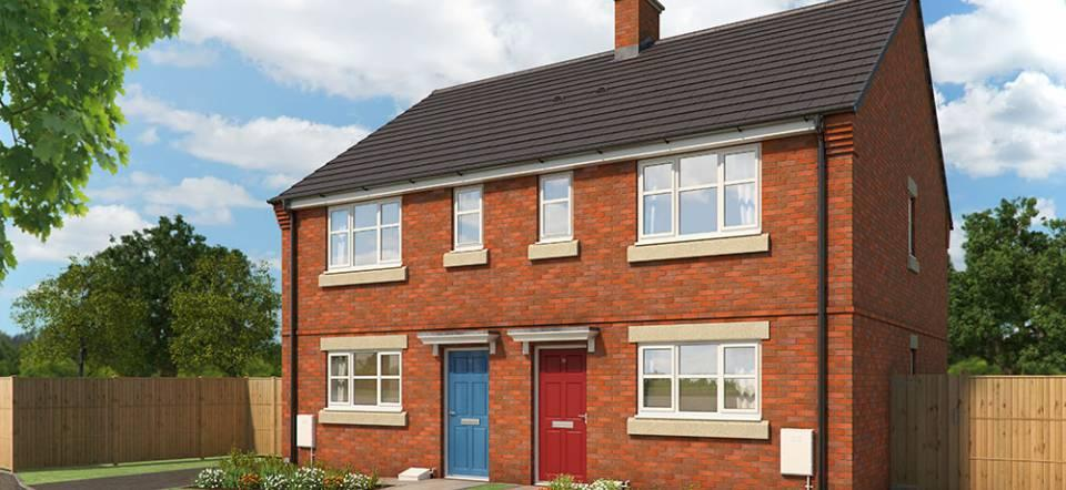 3 Bedrooms Semi Detached House for sale in Briars Walk, Cannock WS11