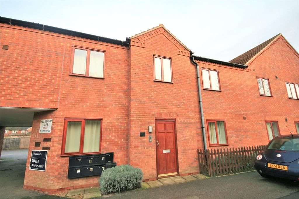 2 Bedrooms Flat for sale in Winters Court, Winters Lane, NG23