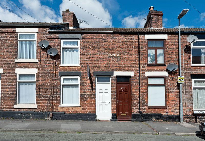 2 Bedrooms Terraced House for sale in Picow Street, Runcorn