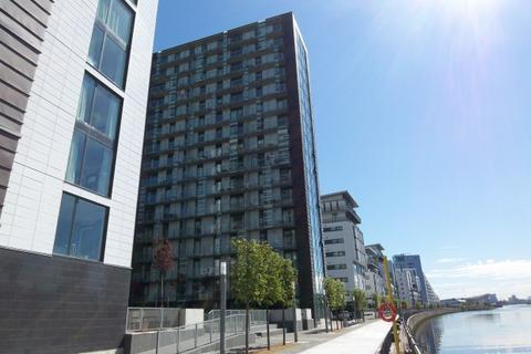 2 bedroom flat to rent - Castlebank Place,  Glasgow Harbour, G11