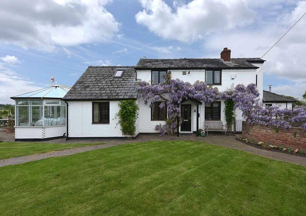 4 Bedrooms Detached House for sale in Ladywood, Droitwich, Worcestershire, WR9