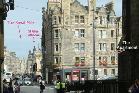1 bedroom flat to rent - Upper Bow, Edinburgh EH1