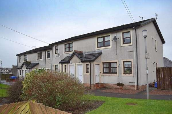 2 Bedrooms Flat for sale in 1 Fardalehill View, Crosshouse, Kilmarnock, KA2 0EB