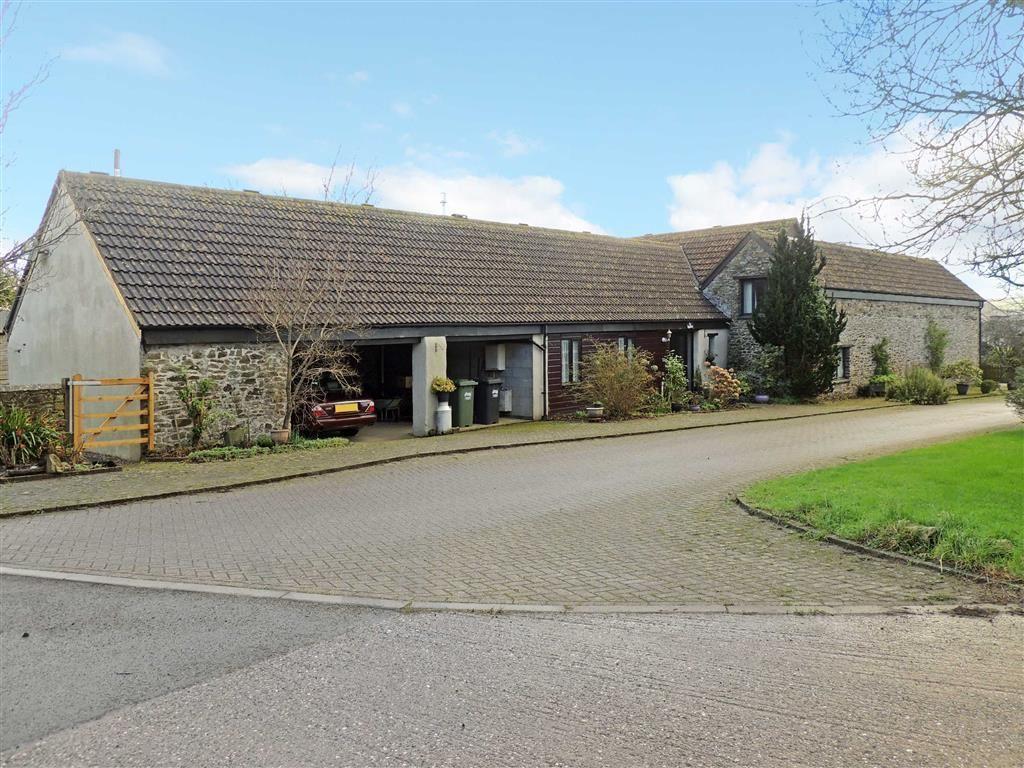 4 Bedrooms Semi Detached House for sale in Lower Yelland Farm, Yelland, Barnstaple, Devon, EX31