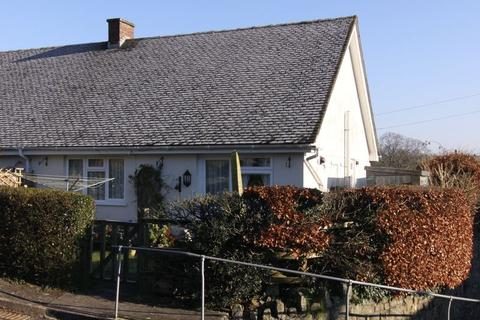 2 bedroom semi-detached bungalow to rent - Harveys Close, Sampford Courtenay