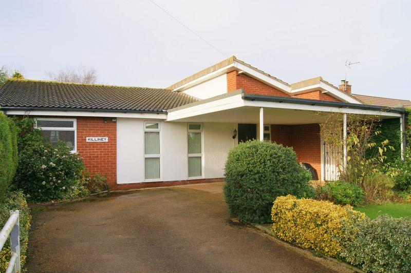 3 Bedrooms Detached Bungalow for sale in Killiney, Mill Lane, Normanton on Trent