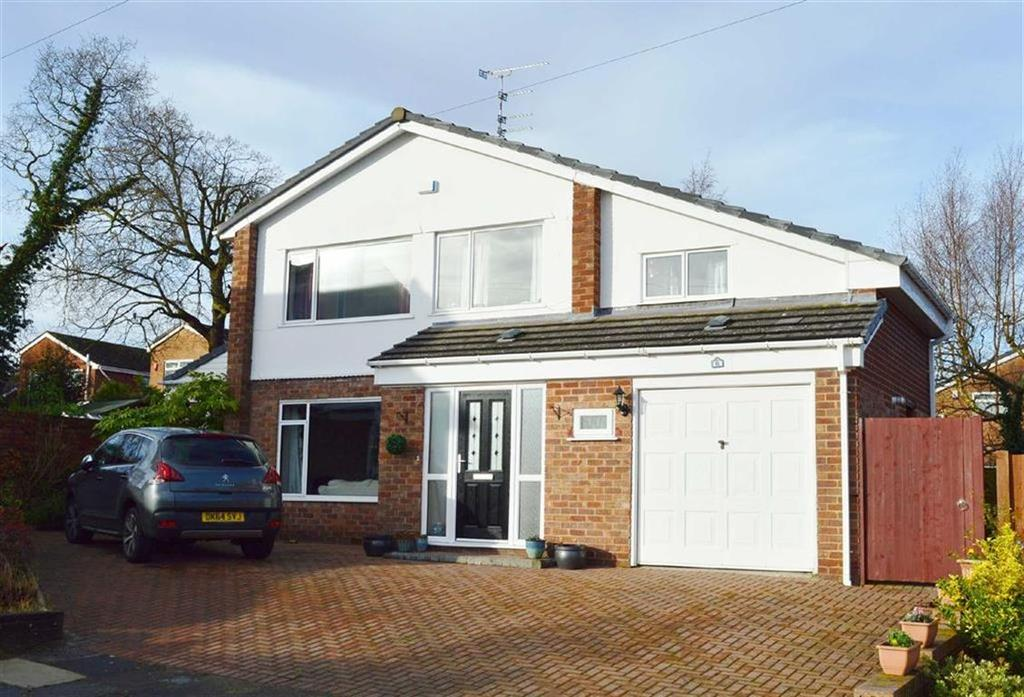 4 Bedrooms Detached House for sale in Lawns Avenue, CH63