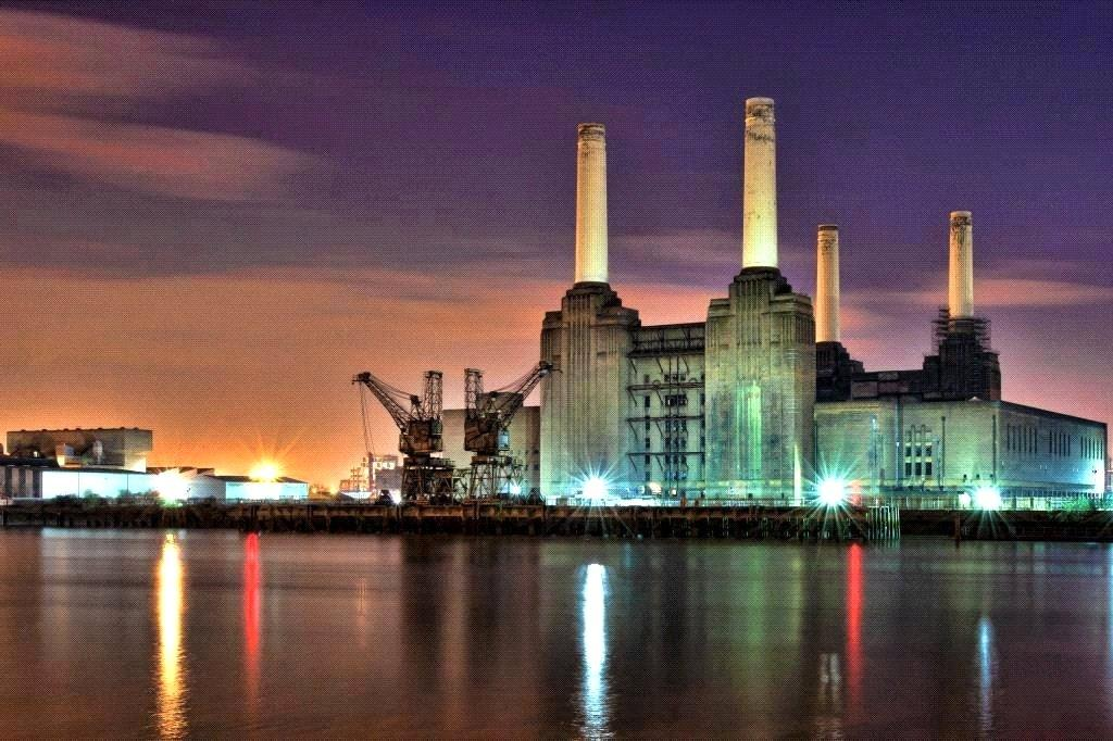 3 Bedrooms Flat for sale in Boiler House, Battersea Power Station, London
