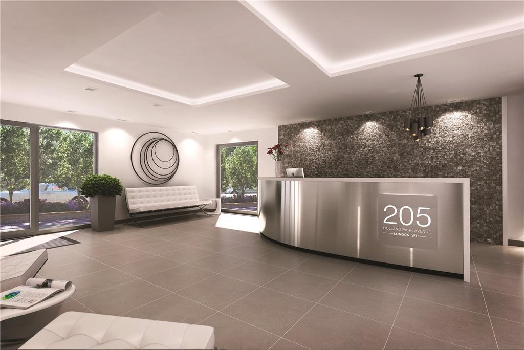 2 Bedrooms Flat for sale in Holland Park Avenue, Holland Park, Kensington Chelsea, London, W11