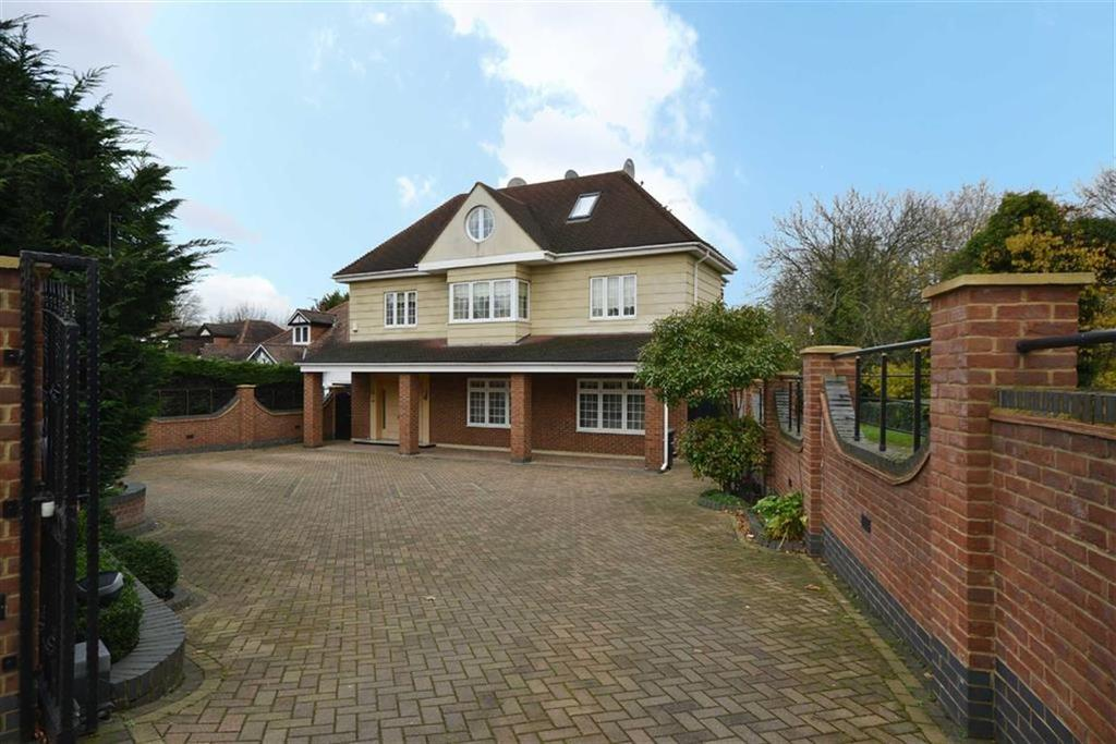5 Bedrooms Detached House for sale in Park Avenue, Enfield, Middlesex