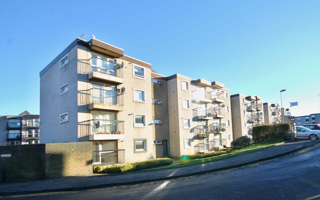 1 Bedroom Ground Flat for sale in Mill Street, Ayr, Ayrshire, KA7 1TJ