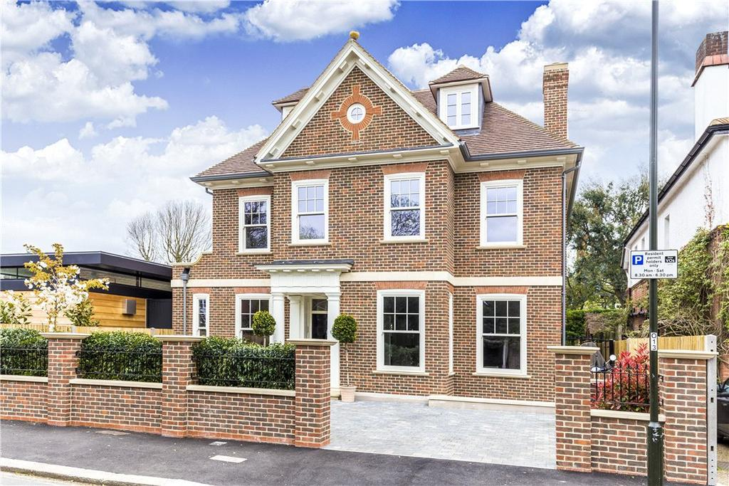 7 Bedrooms Detached House for sale in Murray Road, Wimbledon Village, London, SW19