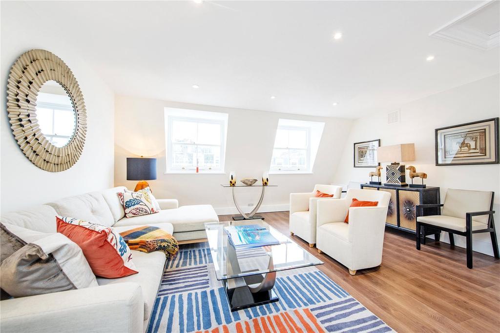 3 Bedrooms Maisonette Flat for sale in Winchester Street, London, SW1V