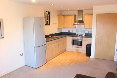 2 bedroom apartment to rent - The Cube 189 Shoreham Street,  Sheffield, S1