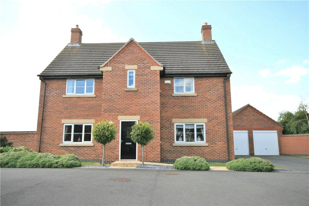 5 Bedrooms Detached House for sale in Oak Way, Heckington, NG34