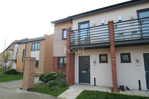 2 bedroom semi-detached house to rent - Hawksbill Way