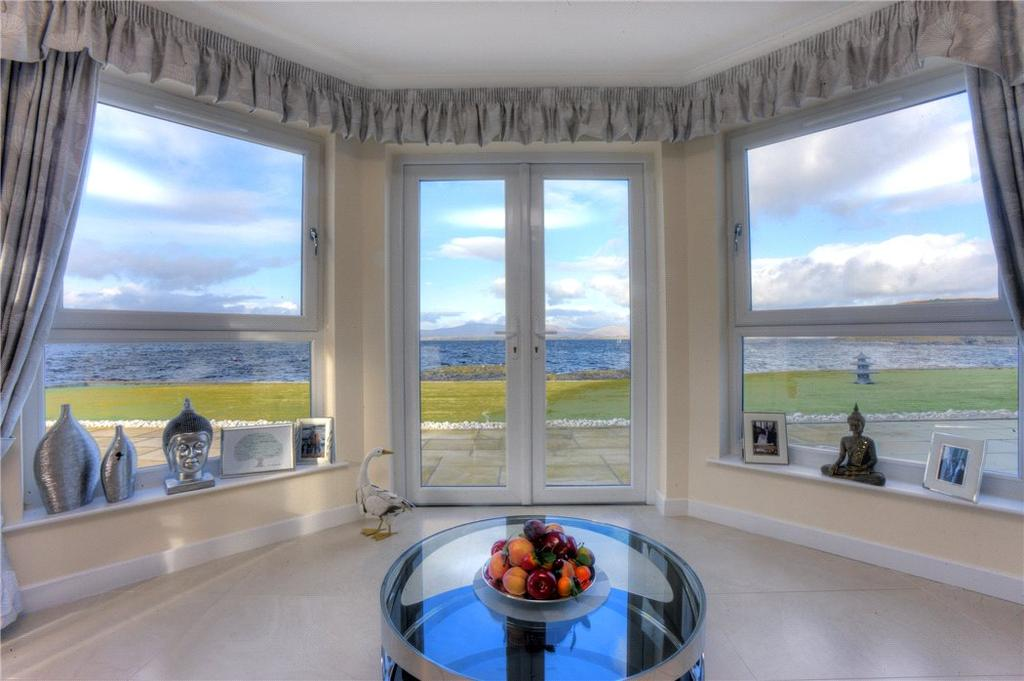 6 Bedrooms Detached House for sale in Ganavan Sands, Oban, Argyll and Bute, PA34