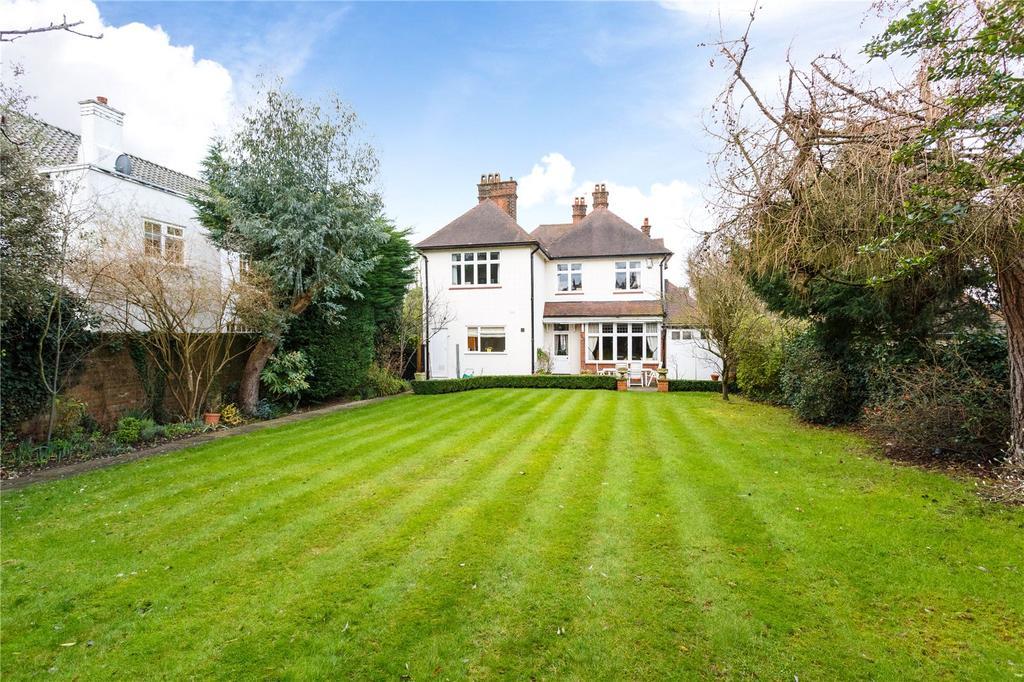 5 Bedrooms Detached House for sale in Highbury Road, Wimbledon Village, London, SW19