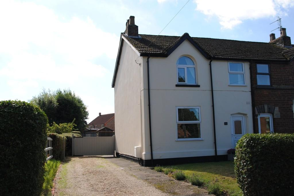 3 Bedrooms Semi Detached House for sale in Main Street, Worlaby, North Lincolnshire