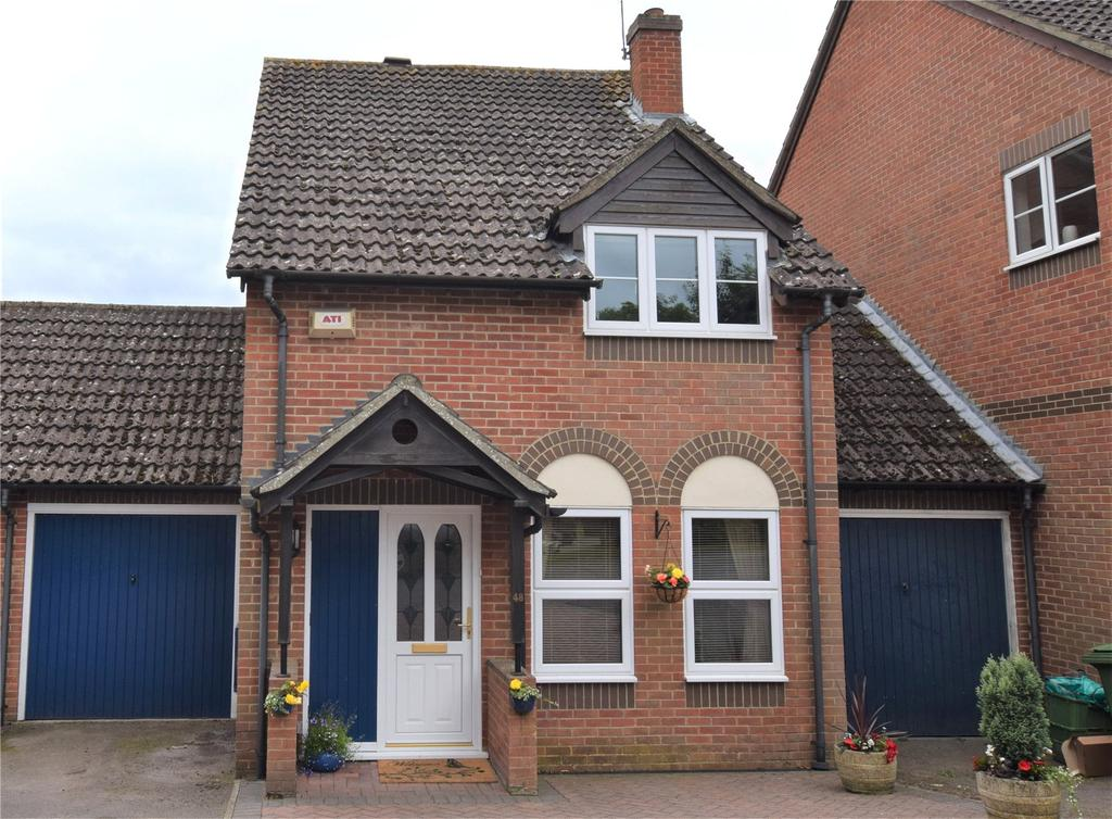 3 Bedrooms Detached House for sale in St Marys Way, Burghfield Common, Reading, Berkshire, RG7